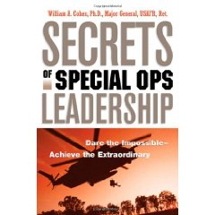 secerts of special ops leaders